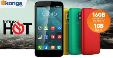Infinix Hot x507 price
