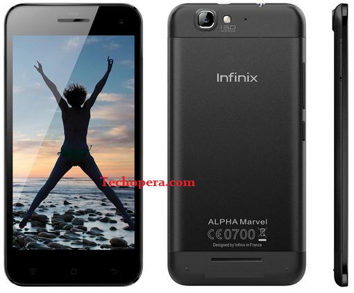 Infinix Alpha Marvel X502