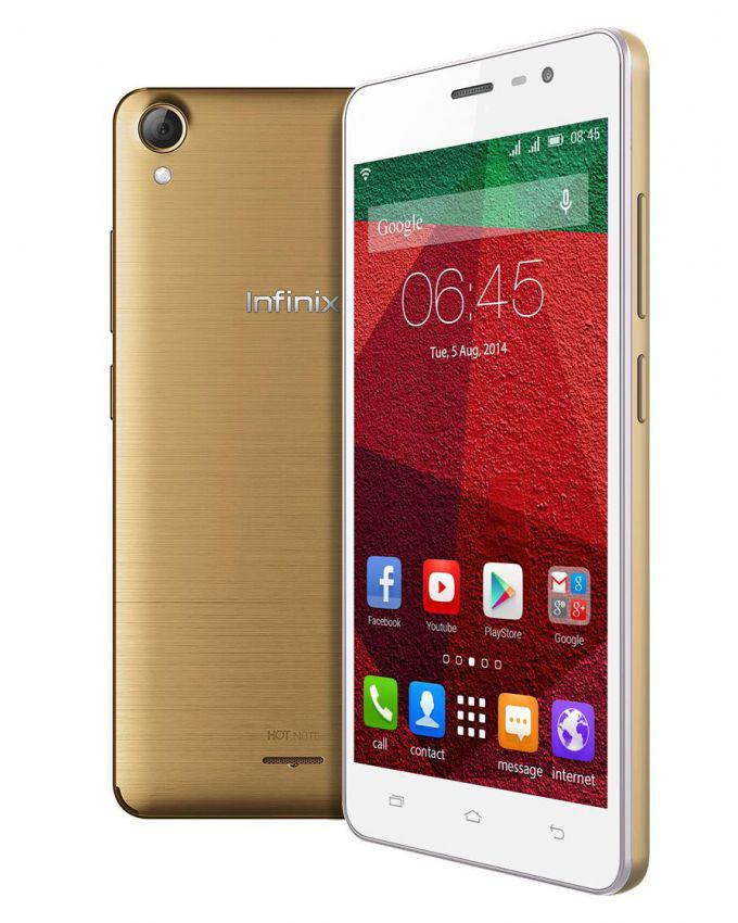 Infinix Hot Note X551 Price, Specs and Features