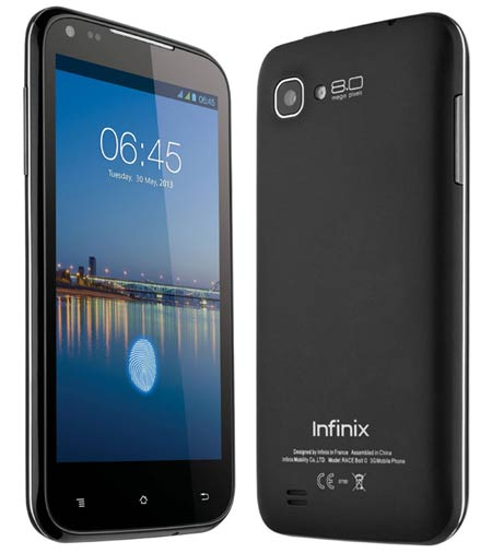 Infinix Race Bolt Q X451