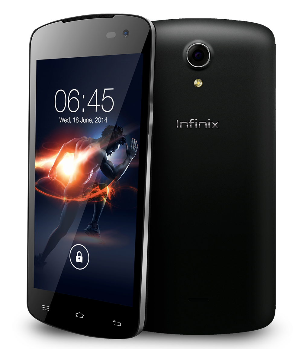 Infinix Race bolt