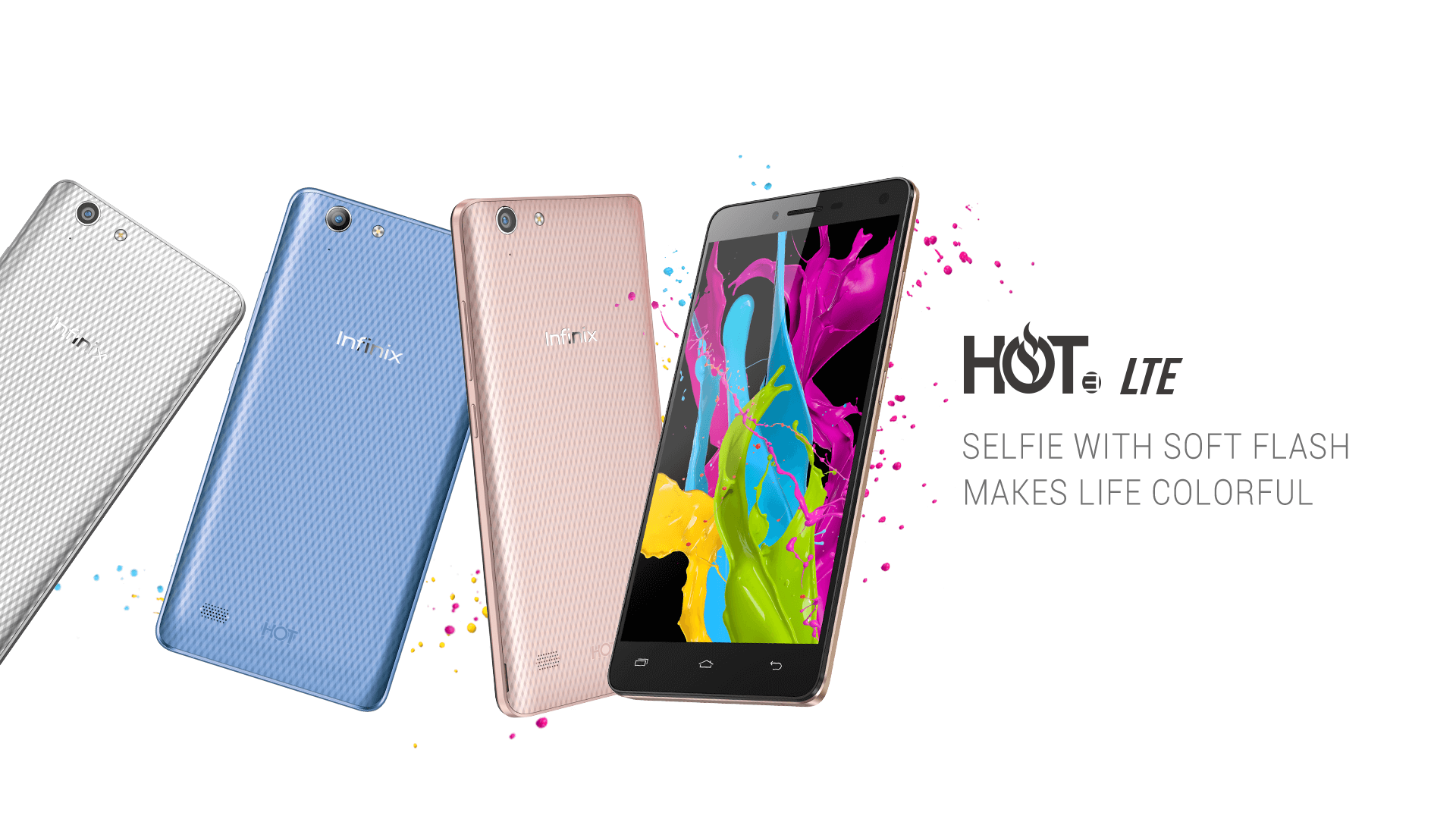 infinix hot 3 lte