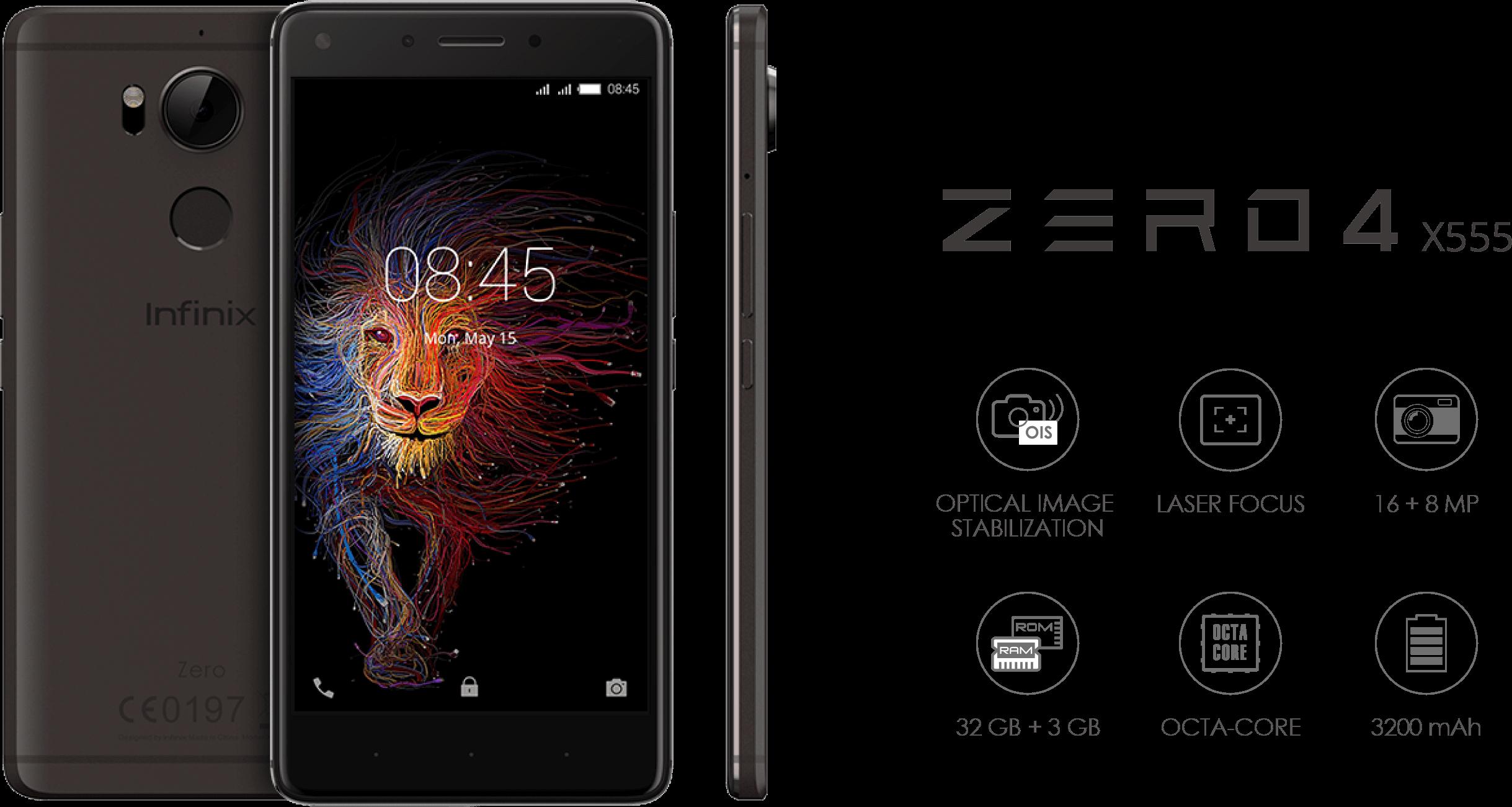 infinix zero 4 price