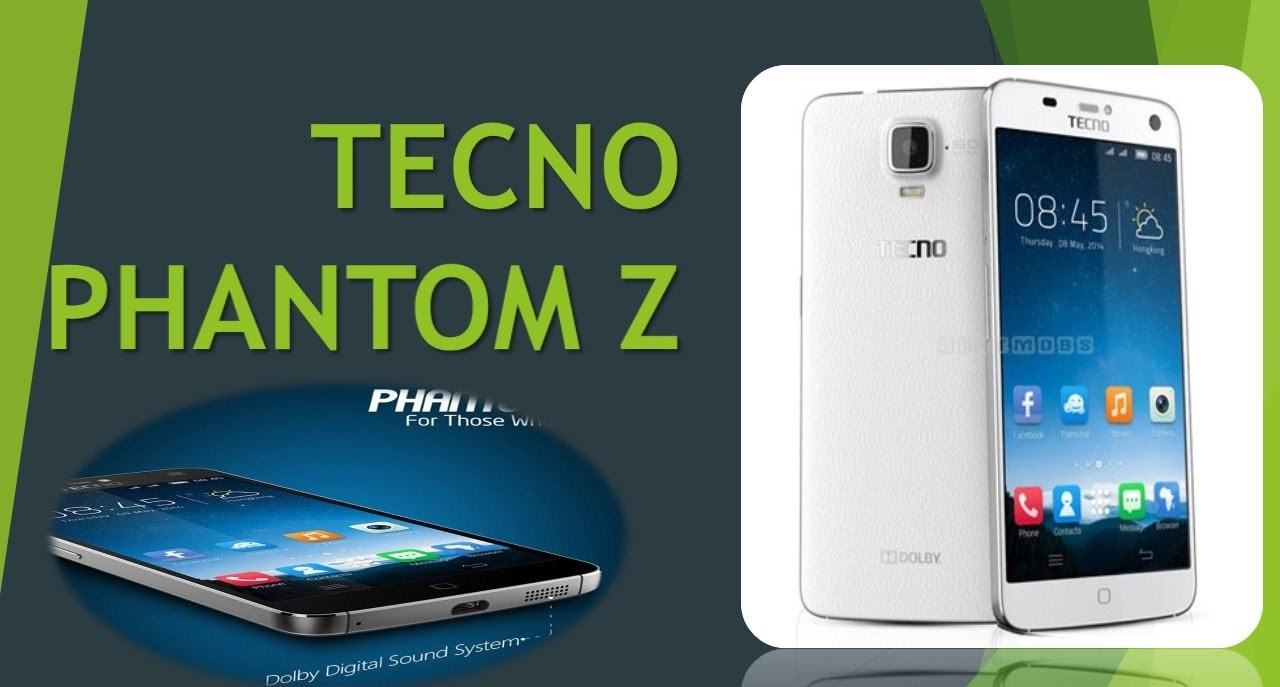 Tecno Phantom Z A7