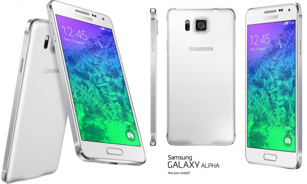 Samsung Galaxy Alpha Price, Features and Specifications