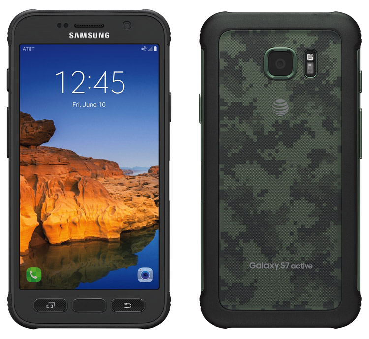 Samsung Galaxy S7 Active price