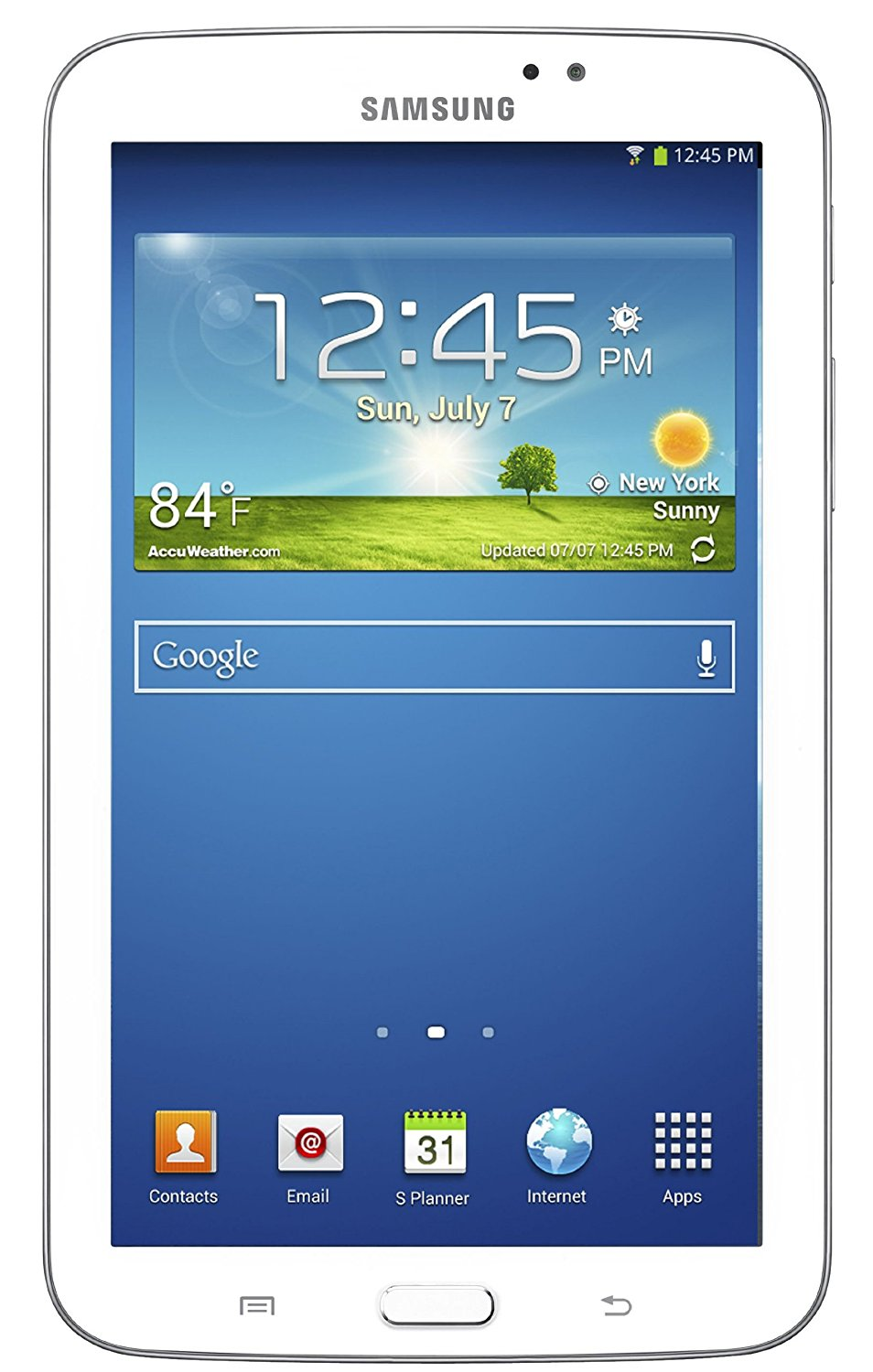 Samsung Galaxy Tab 3 (7-Inch) 2013 Model SM-T210