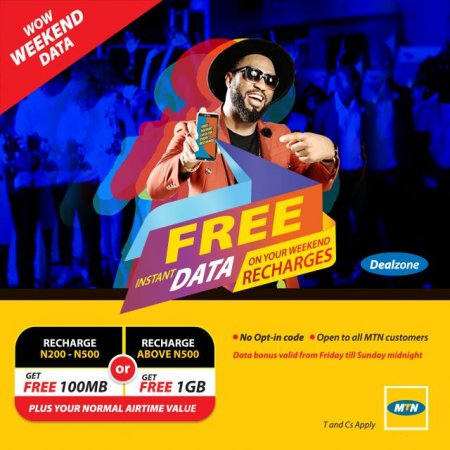 mtn wow weekend promo