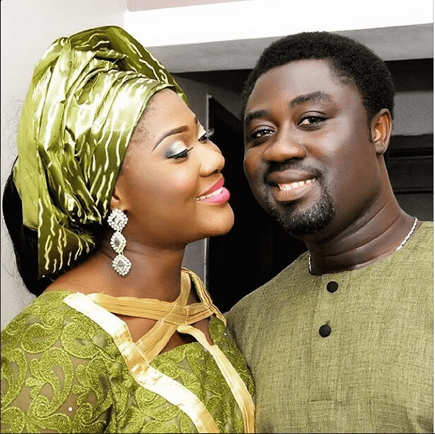 Mercy Johnson Husband