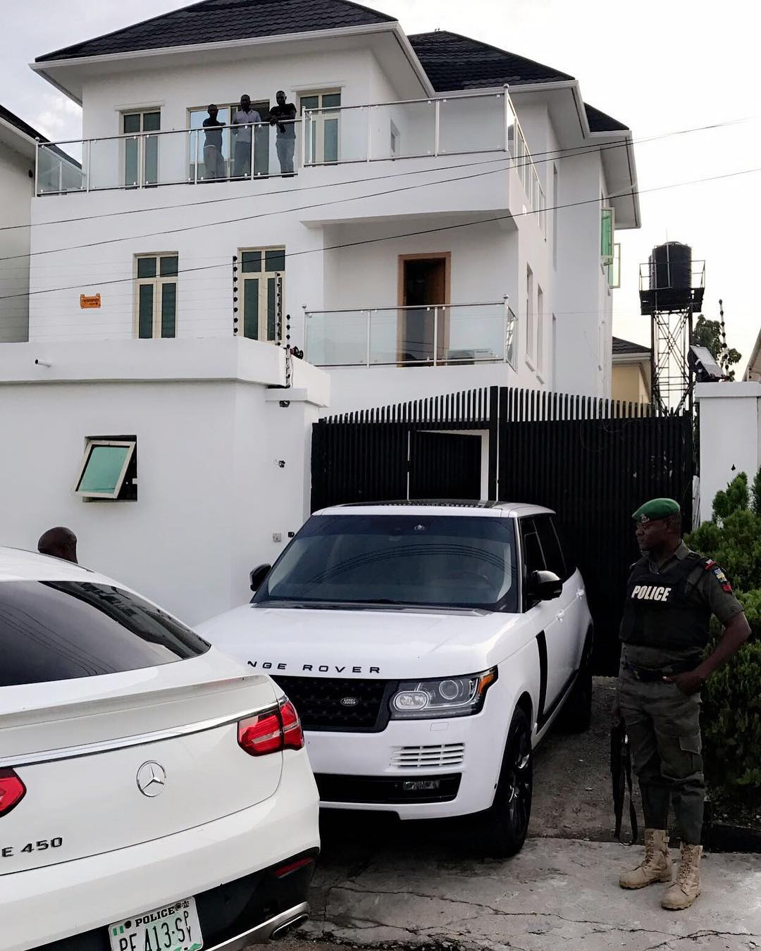 how much is davido house