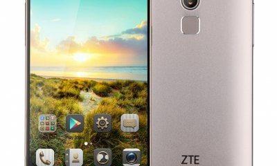 ZTE AXON Mini price