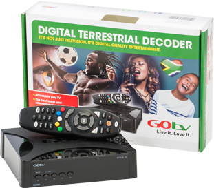 How To Activate GoTv Africa Decoder Online