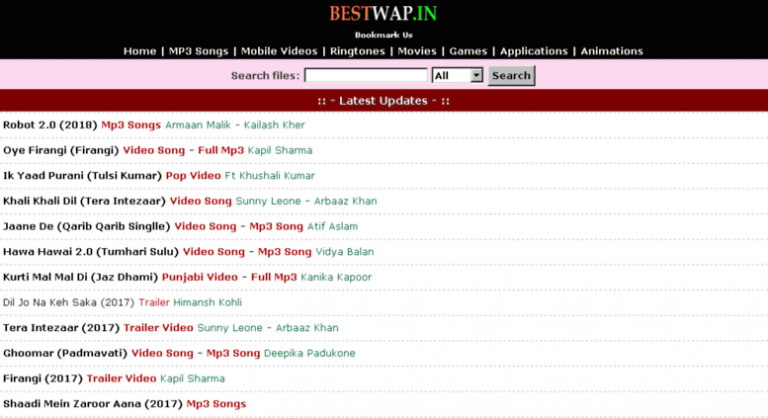 Download Bestwap.in Movies: How to Download Free Indian Mp3 Songs & Videos