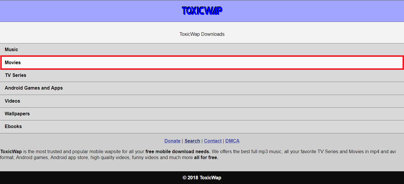 download toxicwap movies