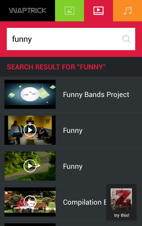 waptrick funny videos