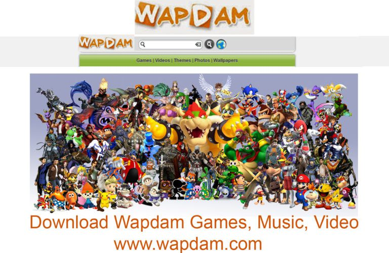 www wapdam com