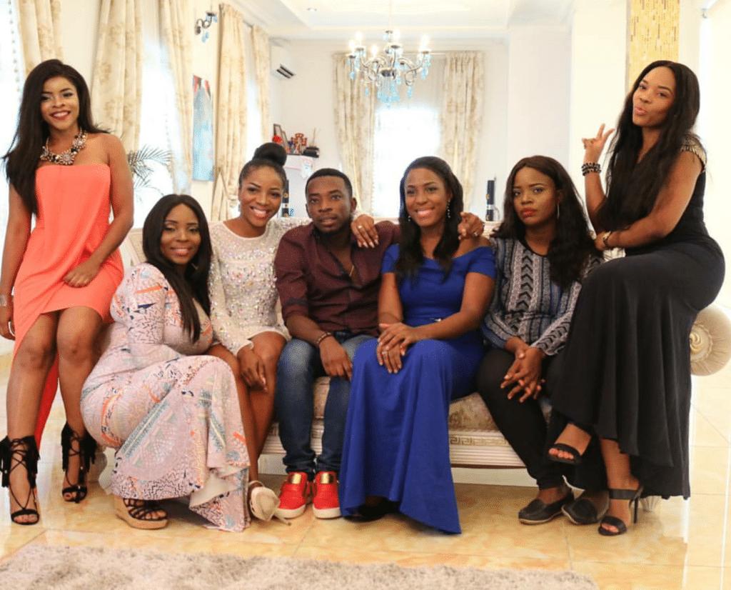 Linda Ikeji Family