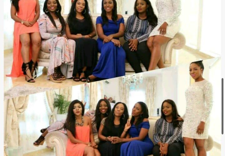 Linda Ikeji siblings photos