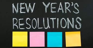 New Year Resolution Captions