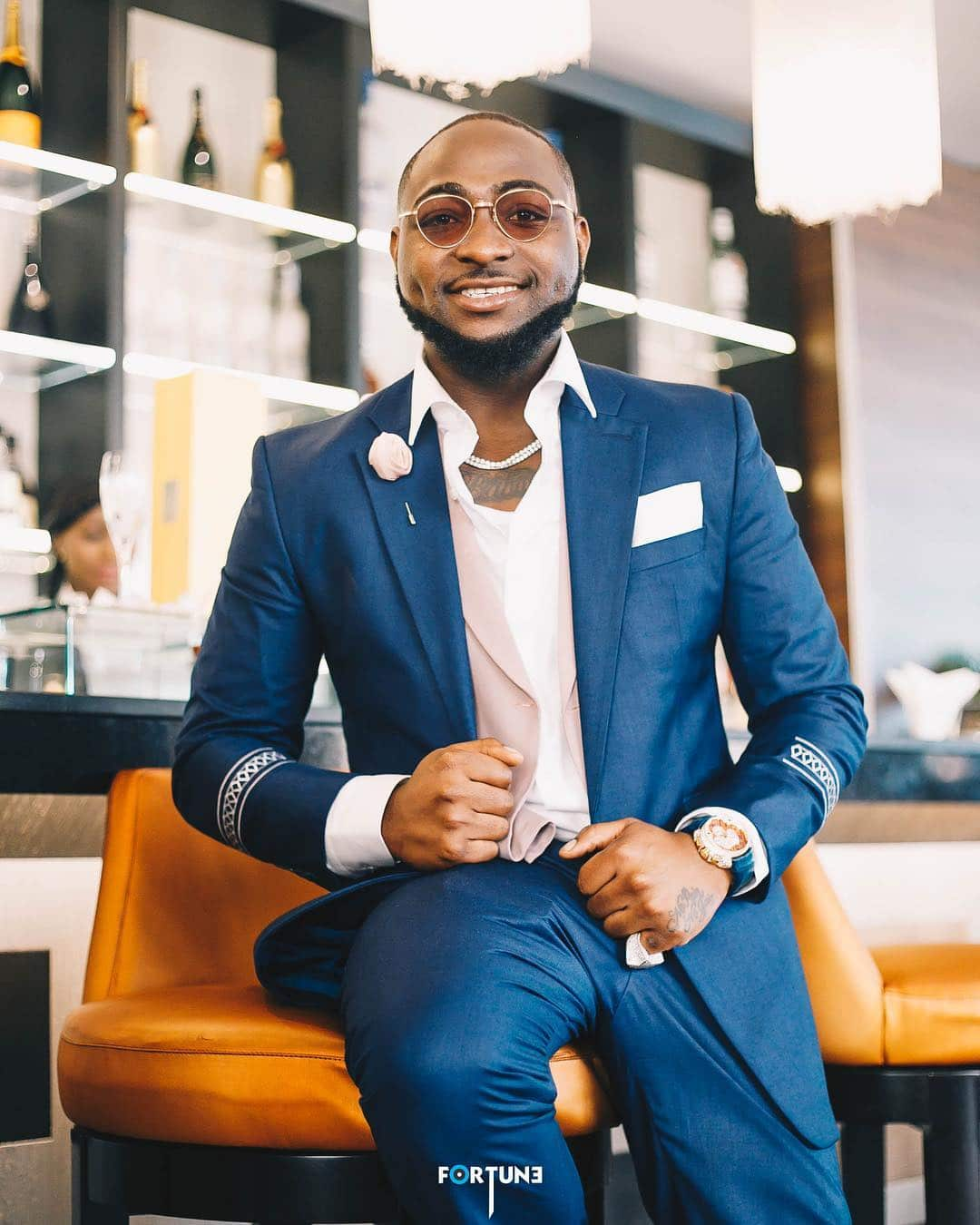 davido networth