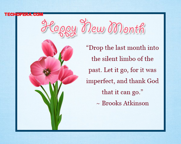 happy new month prayer