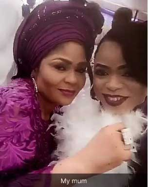 Bobrisky mother