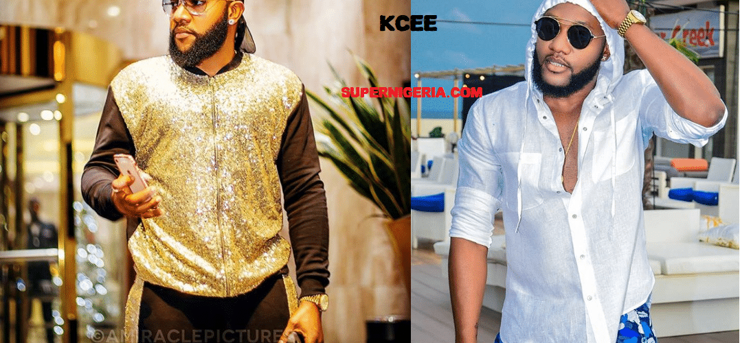 Kcee networth