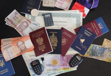 Least most powerful passports in Africa