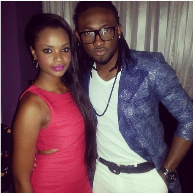 Dillish Mathews and Uti Nwachukwu
