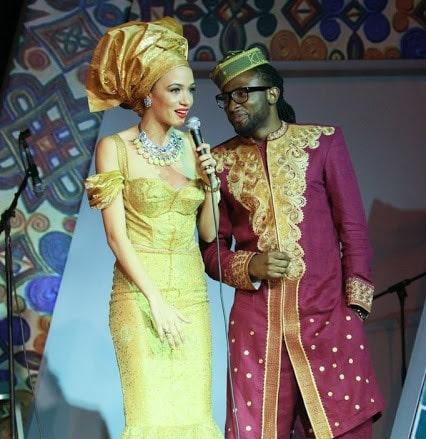 Eku Edewor and Uti Nwachukwu