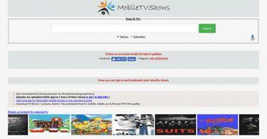 mobiletvshows