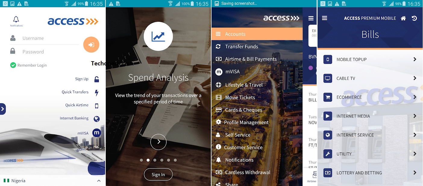 access mobile mobile app