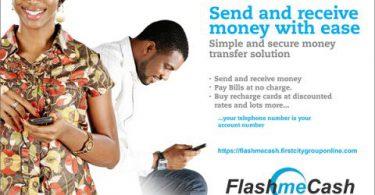 flashmecash account