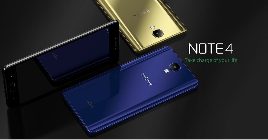infinix note 4 features
