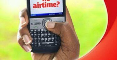 borrow airtime from Airtel