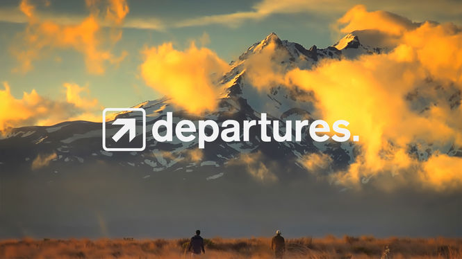 Departures travel movie review
