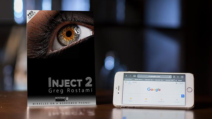 Inject 2 magic app