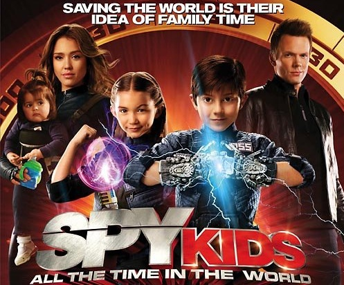 Spy Kids movie review