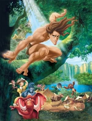 Tarzan movie