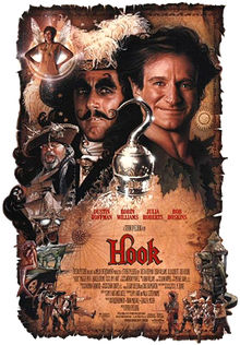 hook by steven spielberg